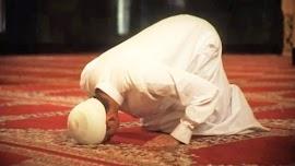 Shalat Sunnah Isti'adzah