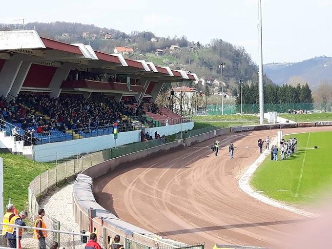Zagar nyert, Tabaka második Krskóban