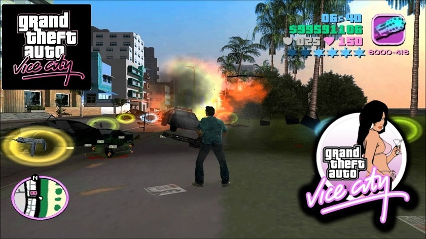 Grand theft auto vice city android download