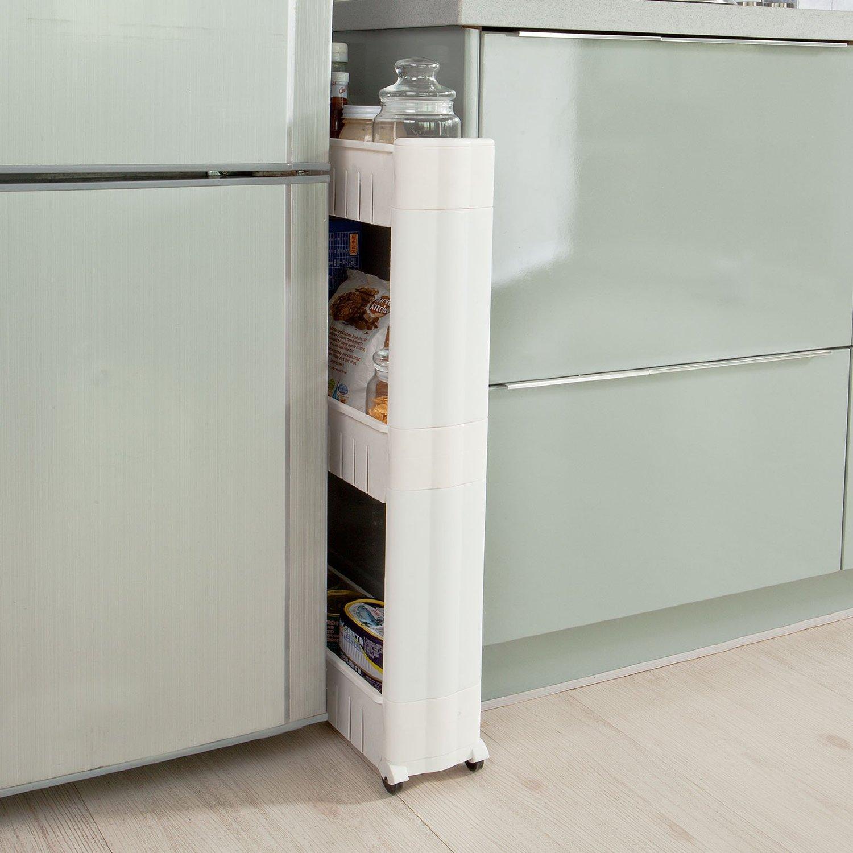10 Idee fai da te salvaspazio per fare ordine in cucina ...