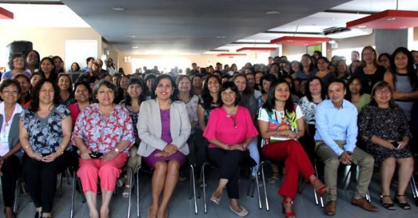 MINEDU: Vamos a reforzar el diálogo con las regiones, afirmo la viceministra de Gestión Pedagógica, Patricia Andrade - www.minedu.gob.pe