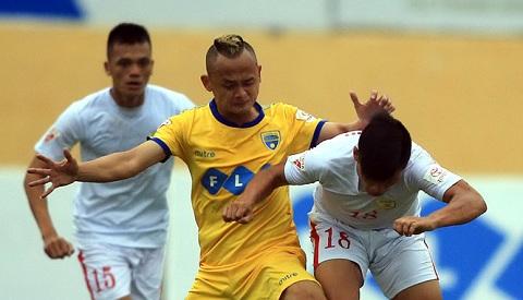 Phong độ của đội tuyển Thanh Hóa trong năm 2013