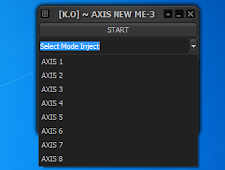 Inject [K.O] ~ AXIS NEW ME-3