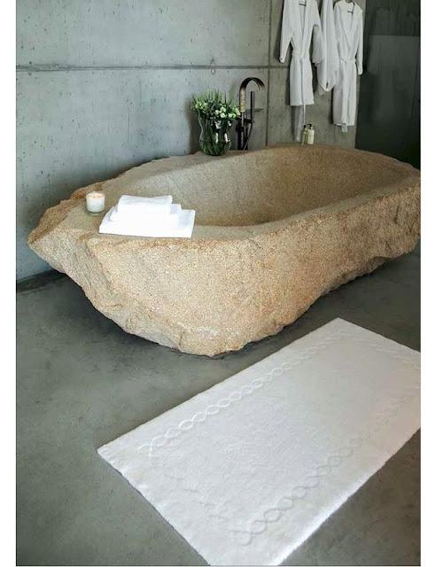 alfombra de baño Kelly Abyss Habidecor