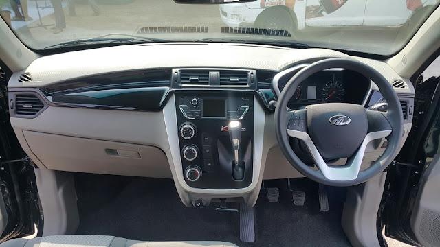 Mahindra KUV 100 Interior | IMFROSTY