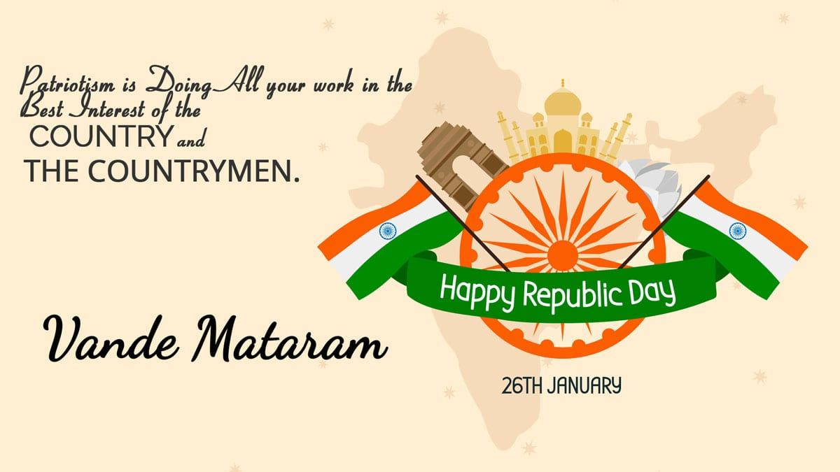 Best Happy Republic Day Status 2018