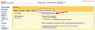 Forward mails