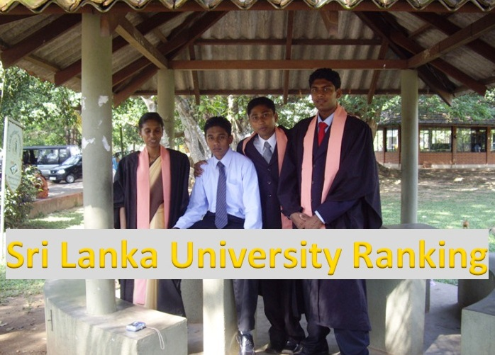Sri Lanka University Rankings