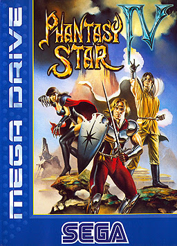Rom de Phantasy Star 4: The End of the Millennium - Mega Drive - PT-BR