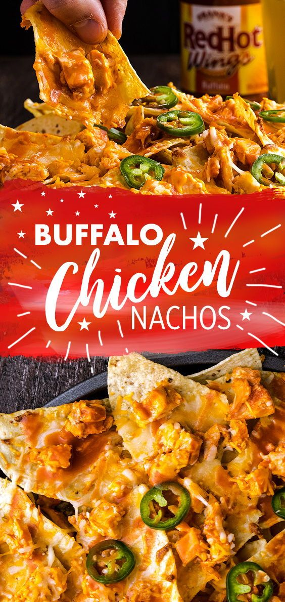 Ten minutes until our Buffalo Chicken Nachos Recipe is ready to serve? Where do we sign up?