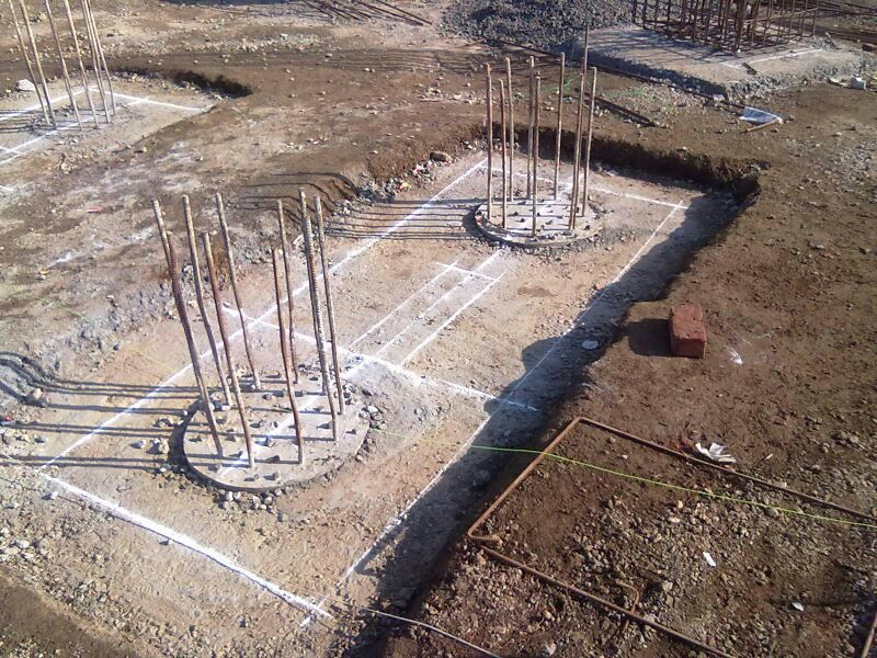 Civil At Work Why Piling Is Required Type Of Piles And