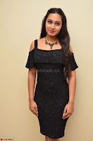 South Actress Amulya in short black dress at Kalamandir Foundation 7th anniversary Celebrations ~  Actress Galleries 029.JPG