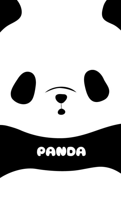 Panda up.