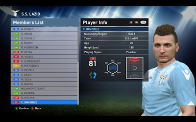 PES 2016 Transfers Update 04 August 2016 For PTE Patch 6.0 by niniboy