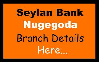 Seylan Bank Nugegoda CellMax