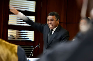 Félix Bautista pide lo saquen de lista de corruptos