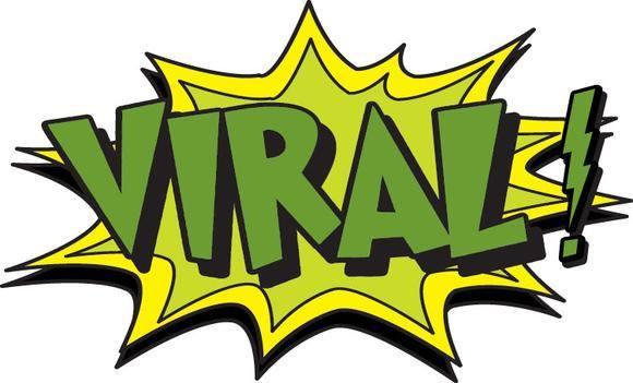 viral, cara posting menjadi viral, berbagi di internet dan menjadi viral