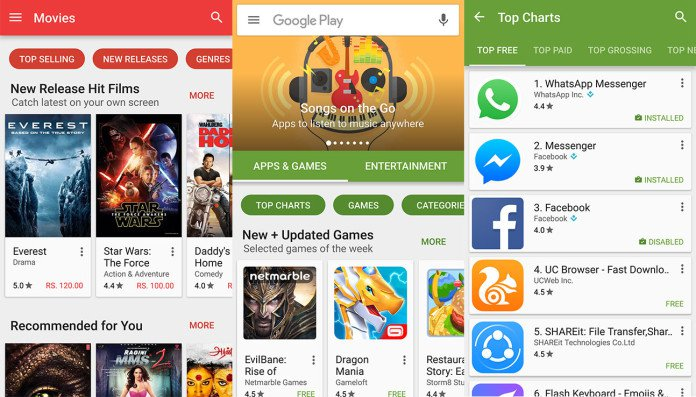 Download Lates Google Play Store Apk For Android Version 6