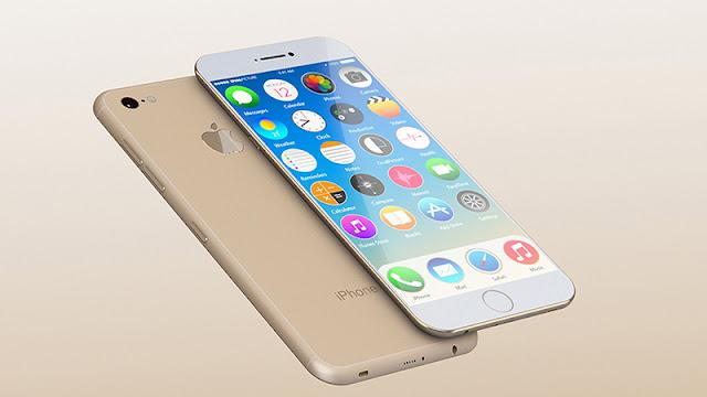 Khả năng chống nước trên Iphone 7