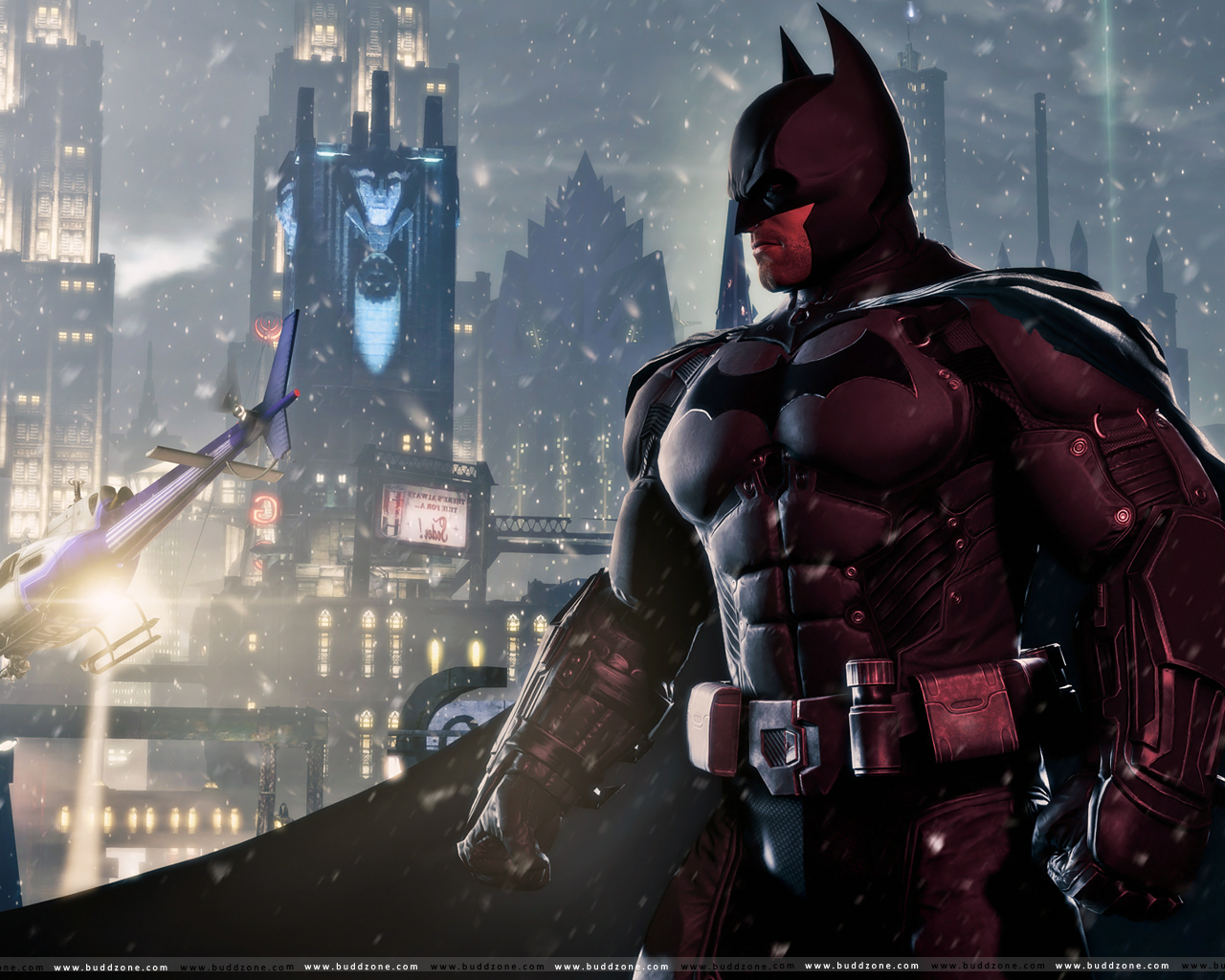 Batman Arkham Origins Wallpaper: Wallpaper Batman Arkham Origins
