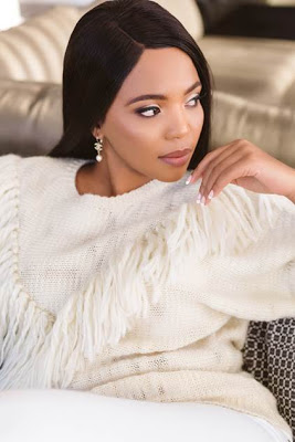 Terry Pheto Leads International Awards With Highest Nominations