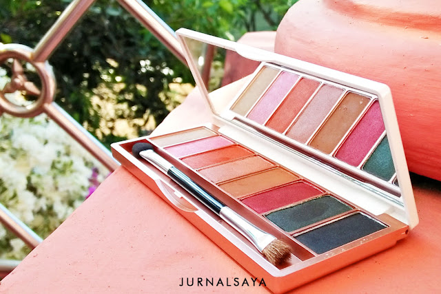 review sariayu eyeshadow kit j-01