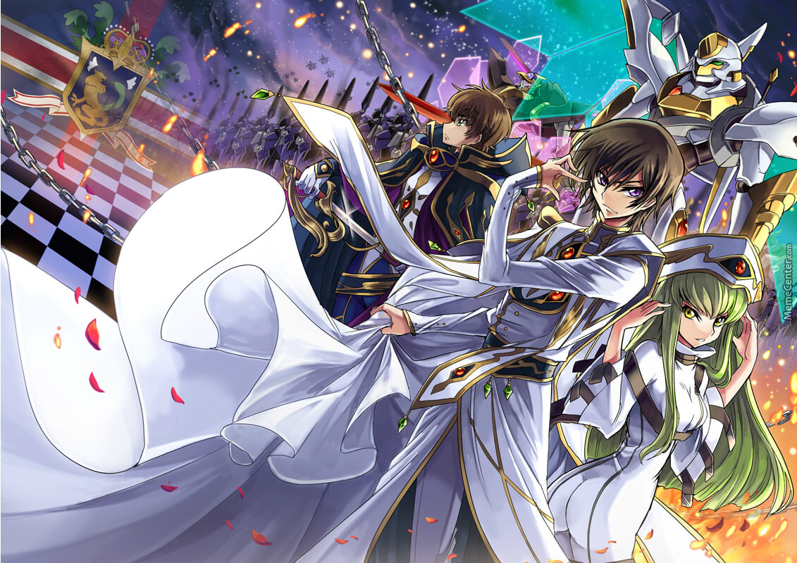Download code geass bd sub indo episode 1 25 end download anime
