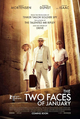 The Two Faces Of January 2014 DVD R1 NTSC Latino