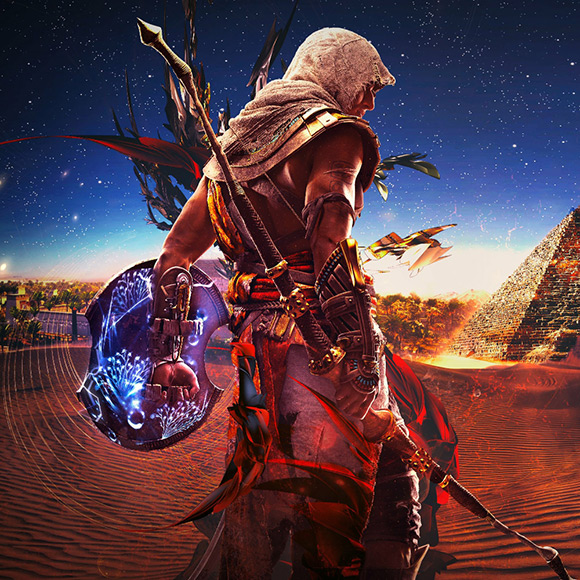 Assasin's Creed Origins Wallpaper Engine