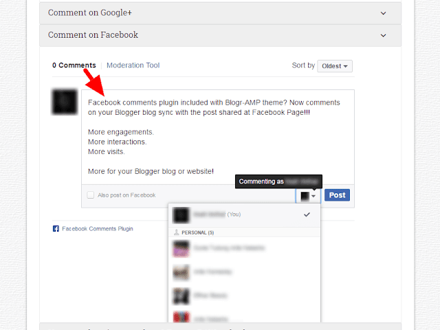 Fix Facebook Comments Plugin Disappears for Blogger Blogs with HTTPS