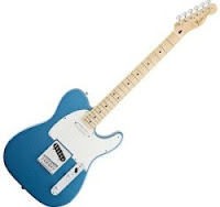 Fender Mexican Standart Telecaster