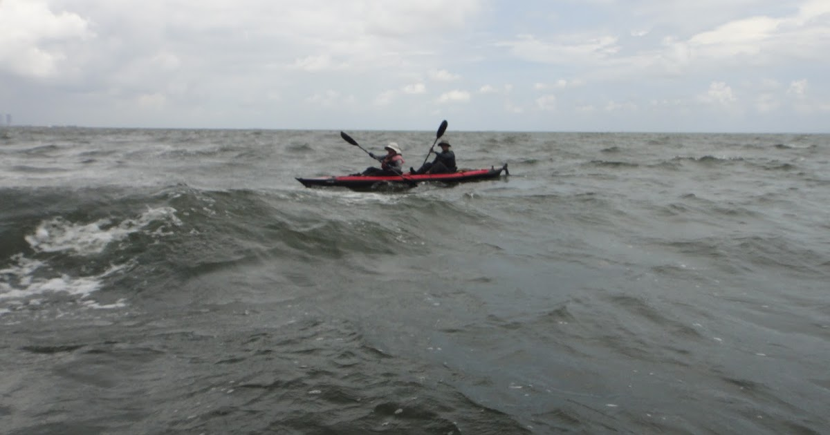 A Lonely Sea Kayaker from Jakarta: Gemini Kayak of