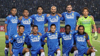 Jelang Persib vs Arema, Dua Striker Maung Bandung Bermasalah