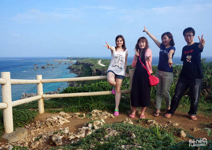 Friends I made in Miyakojima