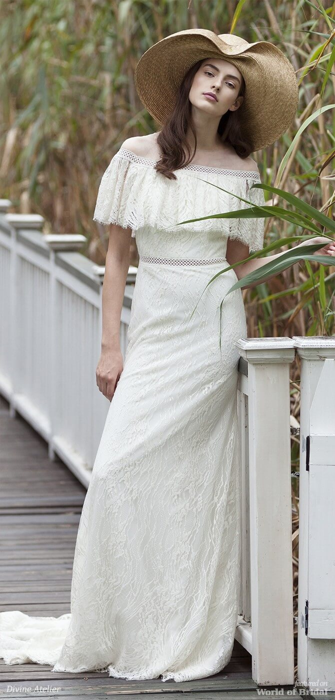 Divine Atelier 2018 Wedding Dresses World Of Bridal