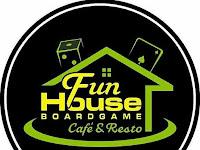 Lowongan Kerja Fun House Board Game Cafe & Resto