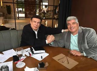 Em São Paulo, vereador Mig Tallada conhece plano de reestruturação do PTB