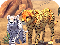 Download Cheetah Family Sim Mod Apk v2.1.2 (Mod money/damage/strenght/super)