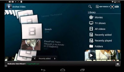 Mx player download for HTC1