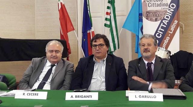 DAL MANIFESTO DI VENTOTENE ALL'EUROPA, L'INIZIATIVA A LATINA