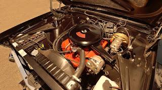 1967 Chevrolet Nova SS Engine 02