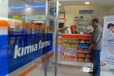 Adakah Obat Peninggi Badan Anak di Apotik Kimia Farma Atau k24