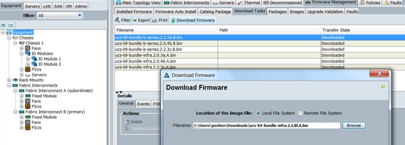 Download Cisco ucs firmware compatibility