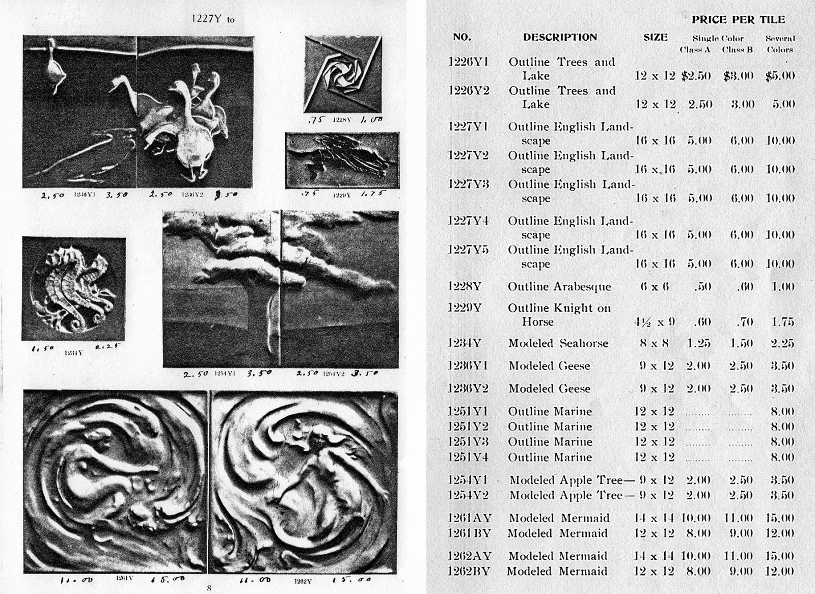 according to decorative arts historian richard mohr rookwoods architectural faience color range at least until about 1910 had greater chromatic - Faience Colore