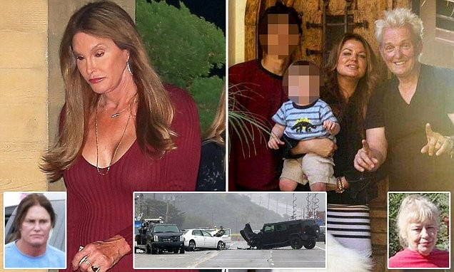 Caitlyn Jenner to pay $800,000 to settle lawsuit from family-of-five injured in 2015 car crash'