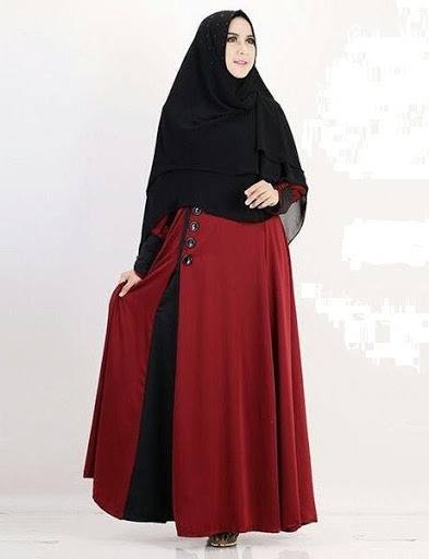 model hijab syar�i terbaru