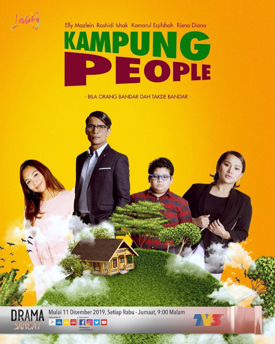 Kampung People (2019)
