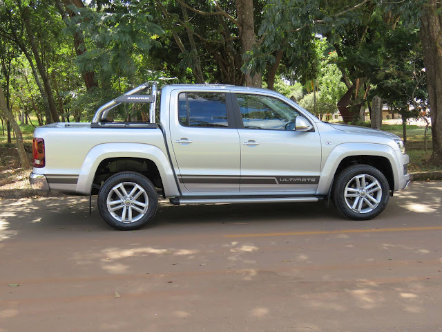 VW Amarok 2016 Highline Ultimate