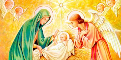 imagem da Sagrada Família de Nazaré