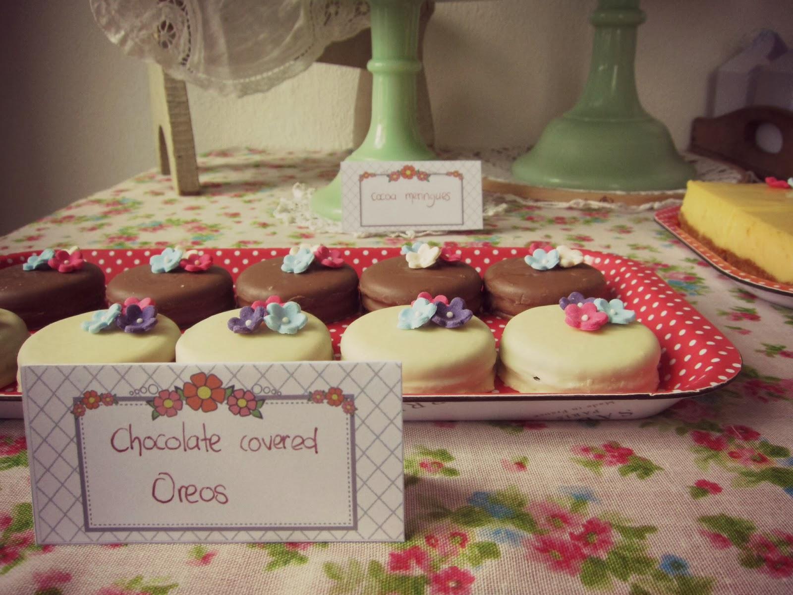 plateau de gourmandise et sucrerie au chocolat